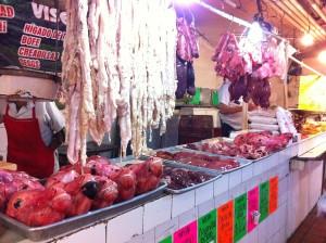 メキシコ肉屋