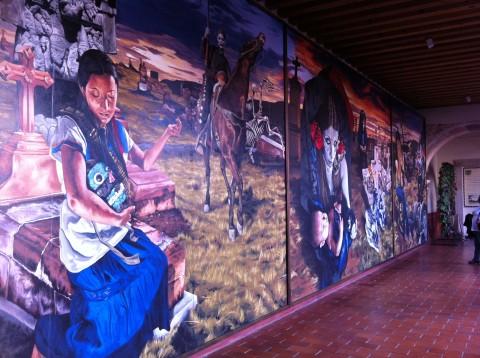 アグアス壁画