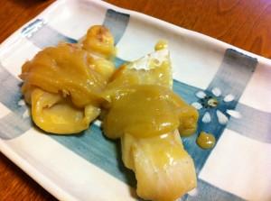 タラ味噌煮